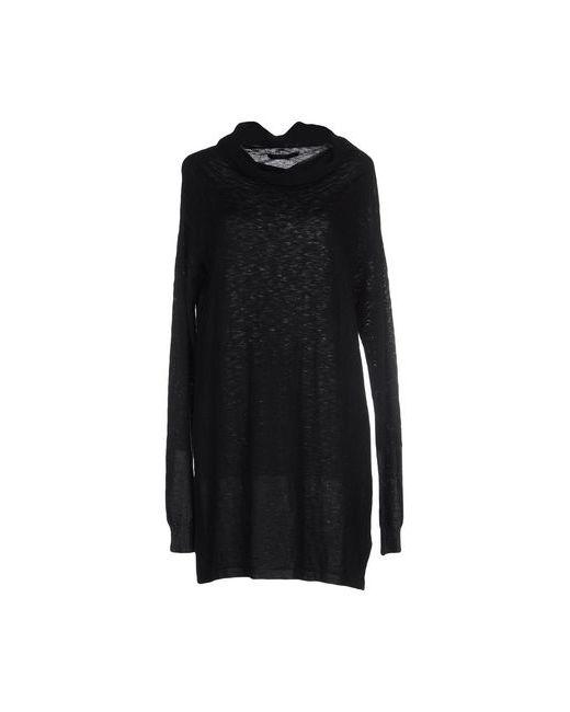 Pinko Black | Женское Чёрное Короткое Платье