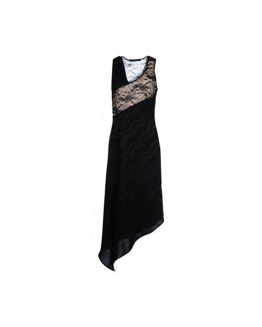 Tenax | Женское Чёрное Длинное Платье