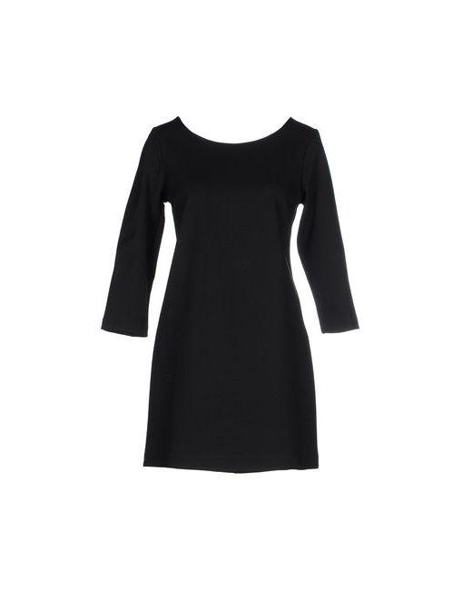 Vicolo | Женское Чёрное Короткое Платье