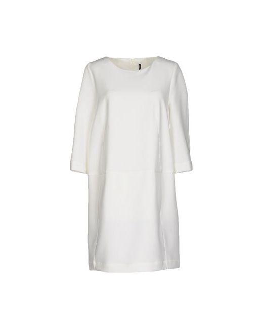 Liviana Conti | Женское Белое Короткое Платье
