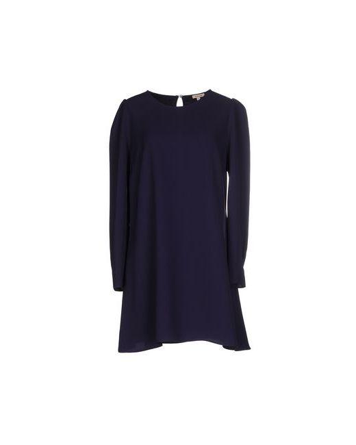 P.A.R.O.S.H. | Женское Фиолетовое Короткое Платье