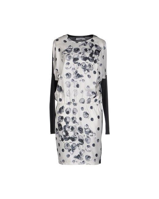 Cristinaeffe | Женское Слоновая Костящее Платье До Колена