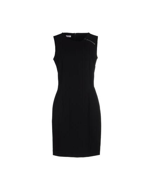 Rossopuro | Женское Чёрное Короткое Платье