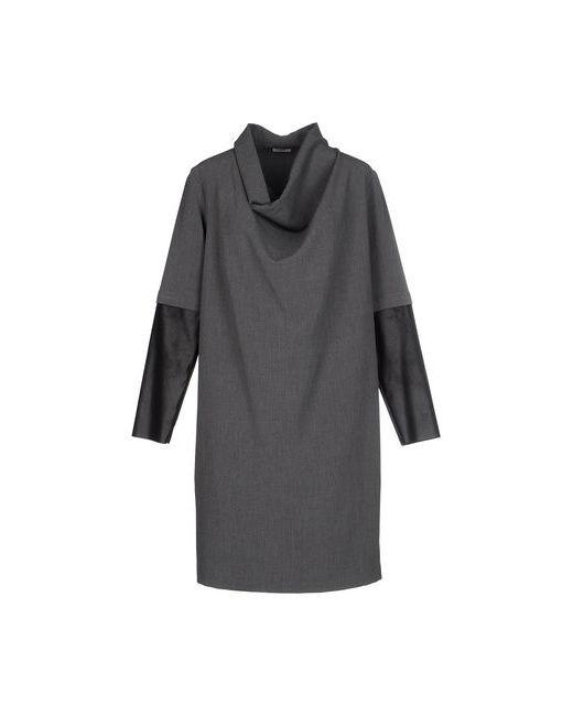 Rossopuro | Женское Серое Короткое Платье