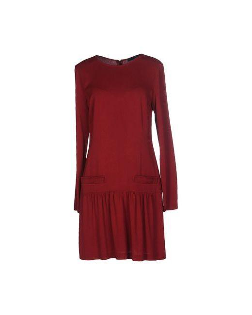 .Tessa   Женское Красное Короткое Платье