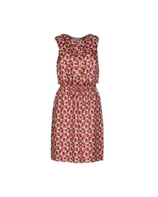 Hoss Intropia | Женское Фиолетовое Короткое Платье