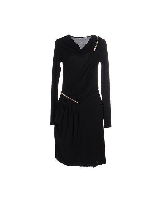 Cristinaeffe   Женское Чёрное Платье До Колена