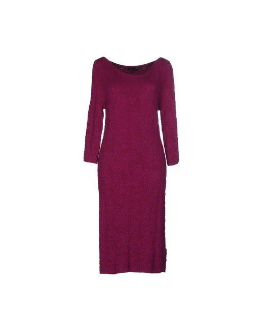 Pennyblack | Женское Розовато-Лиловое Платье До Колена