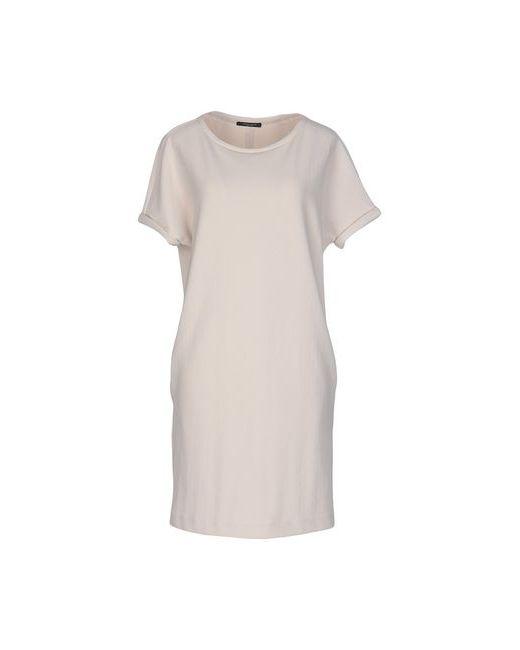 Roberto Collina | Женское Слоновая Костящее Короткое Платье