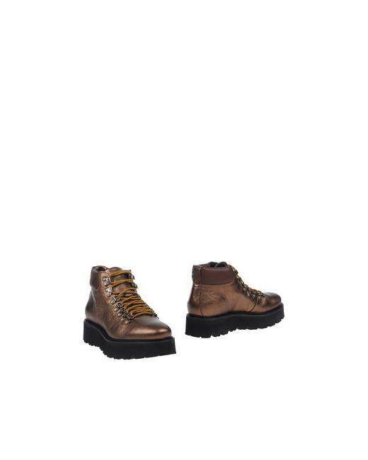 Boemos | Мужские Бронзовые Полусапоги И Высокие Ботинки