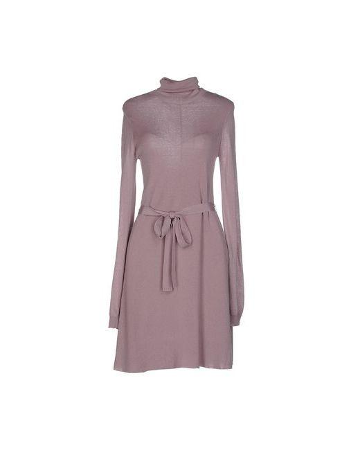 Cristinaeffe | Женское Розовое Короткое Платье