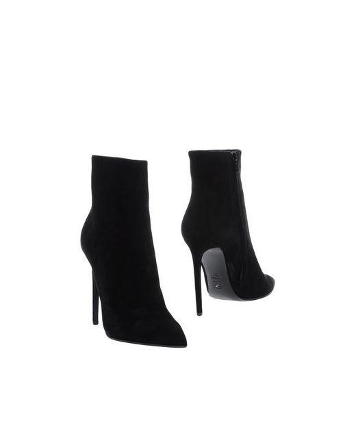 Lerre | Женские Чёрные Полусапоги И Высокие Ботинки