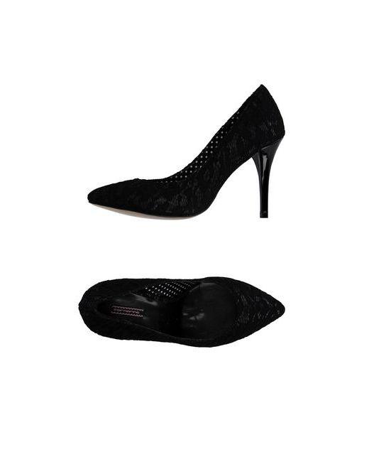 Fornarina | Женские Чёрные Туфли