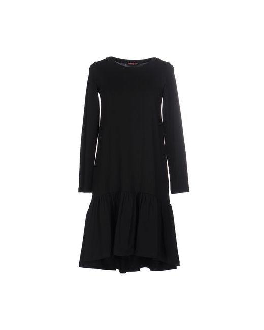 Rose' A Pois | Женское Чёрное Короткое Платье