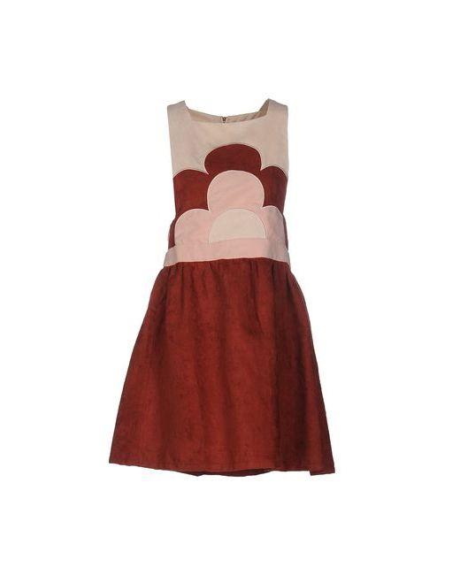 Sister Jane | Женское Красное Короткое Платье
