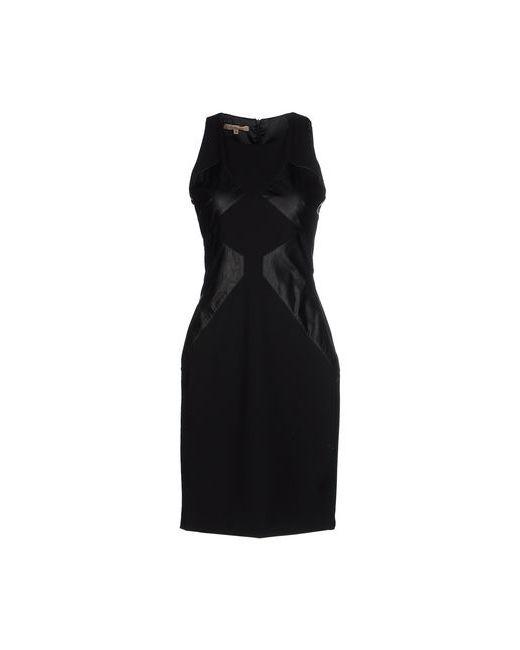 Betty Blue | Женское Чёрное Платье До Колена