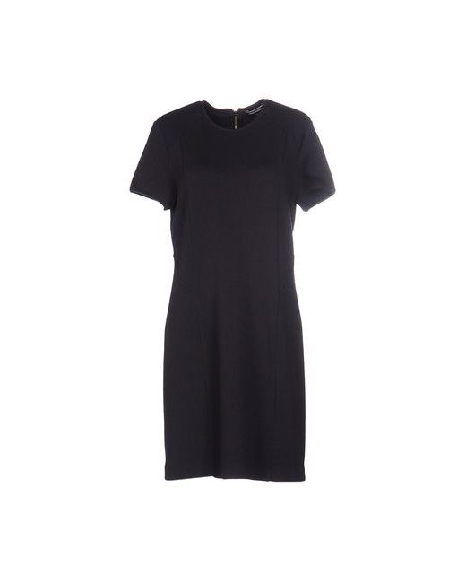 Tommy Hilfiger | Женское Фиолетовое Короткое Платье