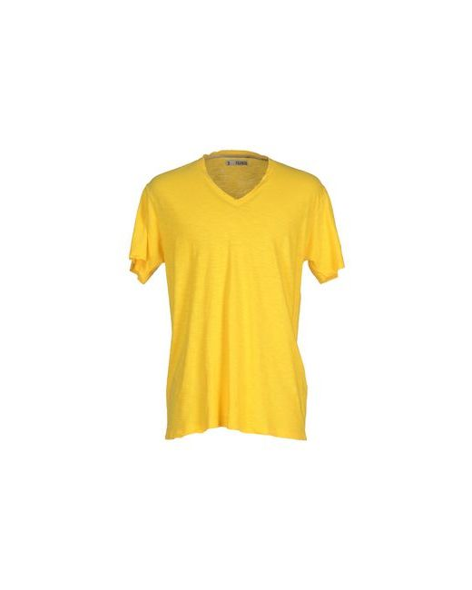 Prever | Женская Жёлтая Футболка