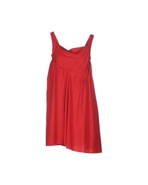 Liu •Jo | Женское Красное Короткое Платье