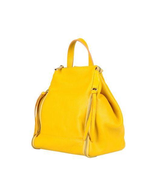 LAURA DI MAGGIO | Женские Жёлтые Рюкзаки И Сумки На Пояс