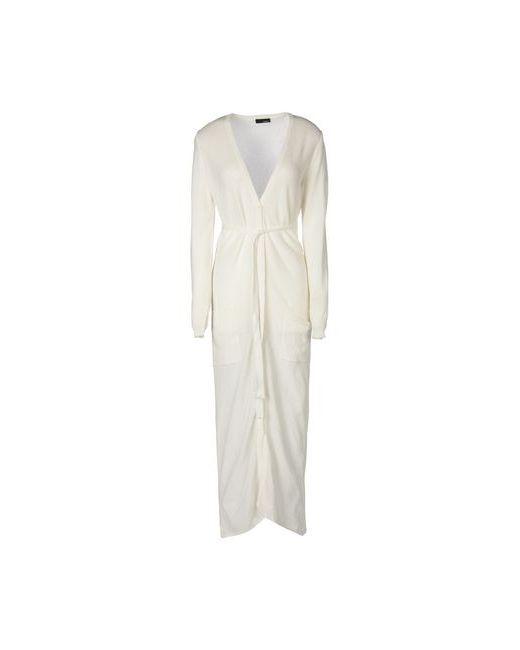 Tonello | Женское Белое Длинное Платье