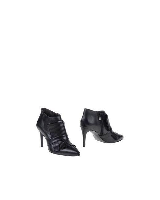 Zinda | Женские Чёрные Ботинки