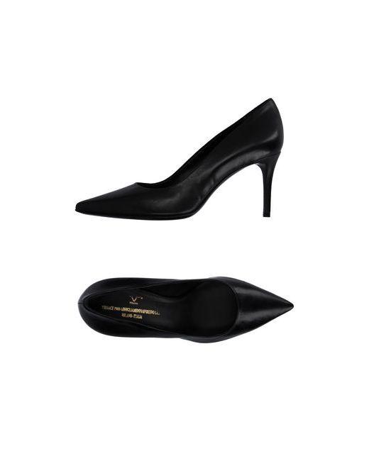 Versace 19•69   Женские Чёрные Туфли