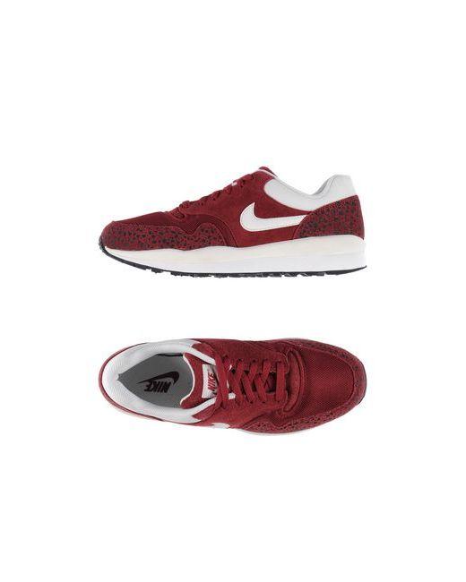 Nike | Мужские Красные Низкие Кеды И Кроссовки