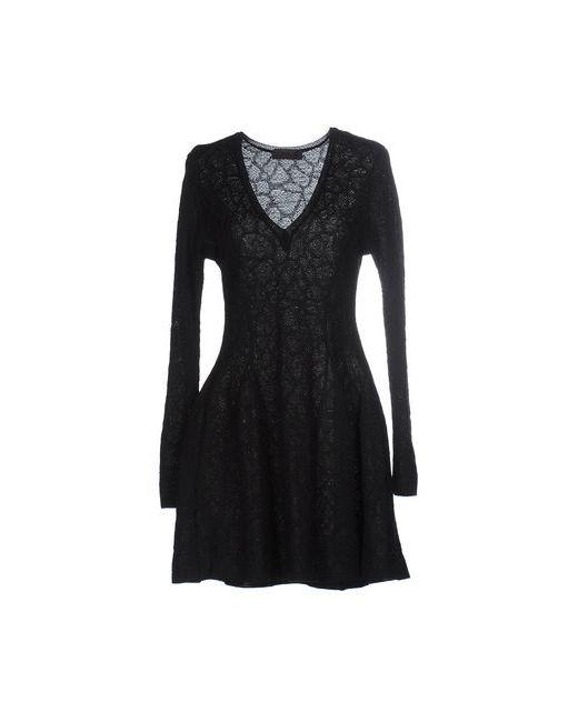 Jo No Fui | Женское Чёрное Короткое Платье