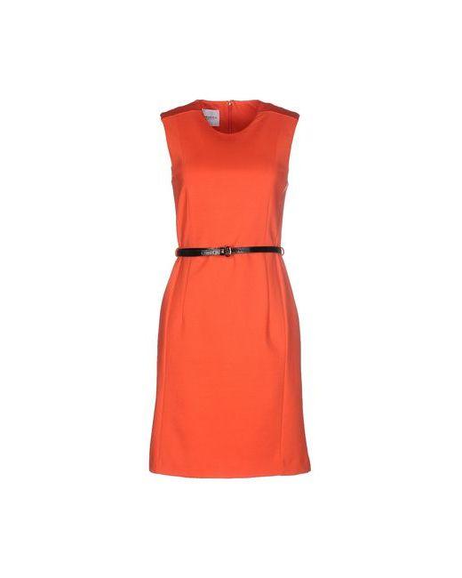 ANNARITA N TWENTY 4H | Женское Красное Короткое Платье