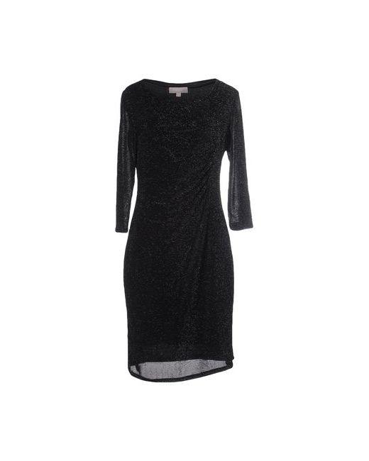 HAVREN | Женское Чёрное Платье До Колена