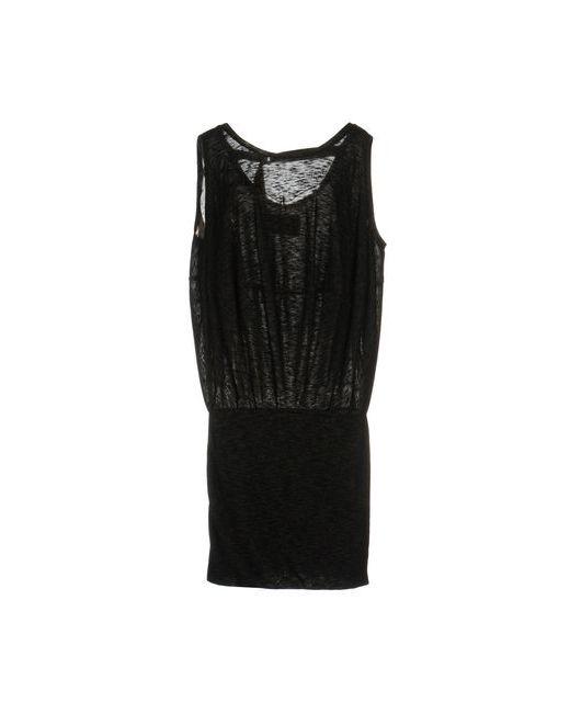 Vivienne Westwood Anglomania   Женское Чёрное Короткое Платье