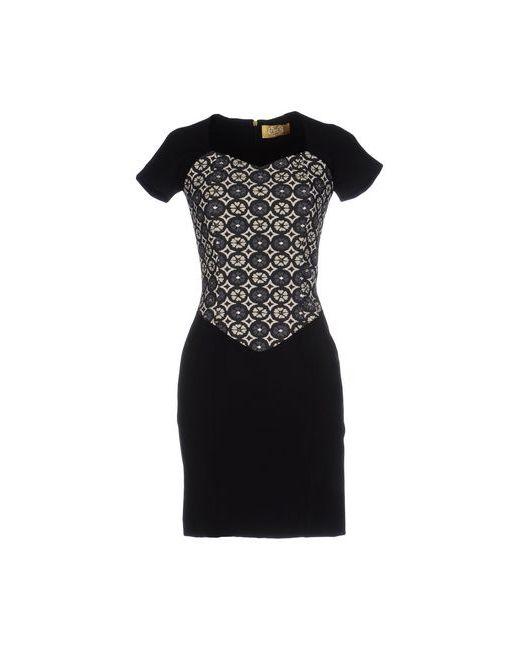 Ean 13 | Женское Чёрное Короткое Платье