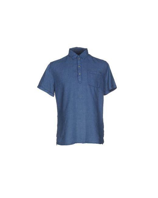 Pepe Jeans London | Женская Синяя Pубашка