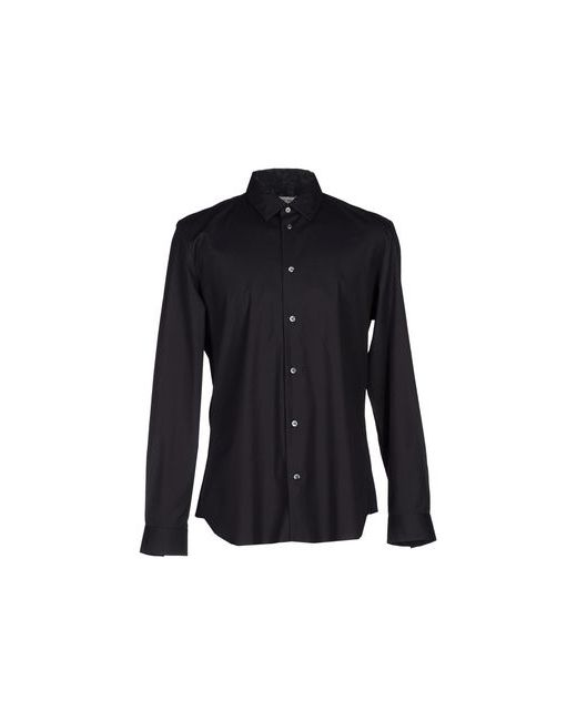 Maison Margiela   Мужская Чёрная Pубашка