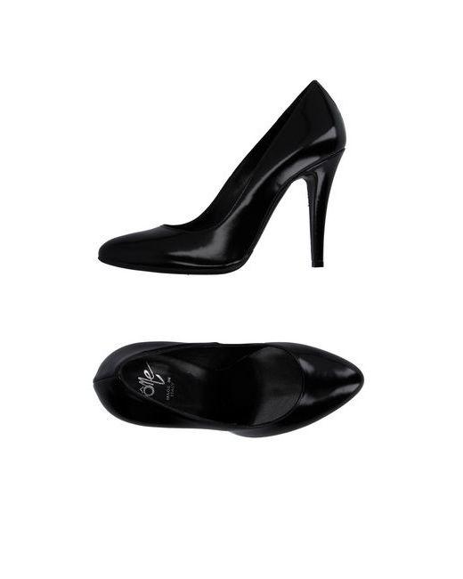 ICÔNE | Женские Чёрные Туфли