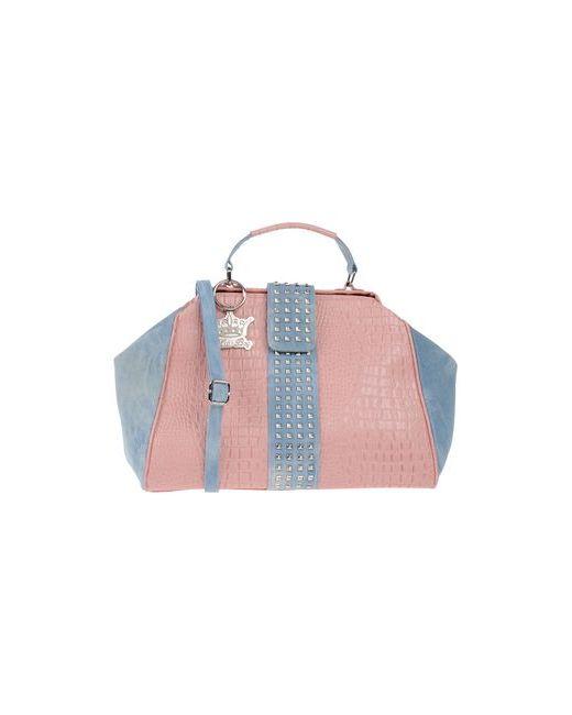 Mia Bag   Женская Розовая Сумка На Руку