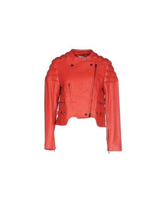 Carven   Женская Красная Куртка