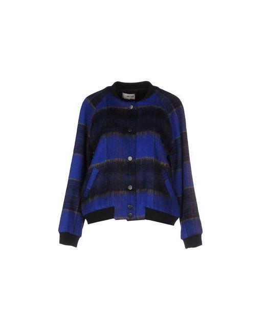 ANNA STUDIO | Женская Синяя Куртка