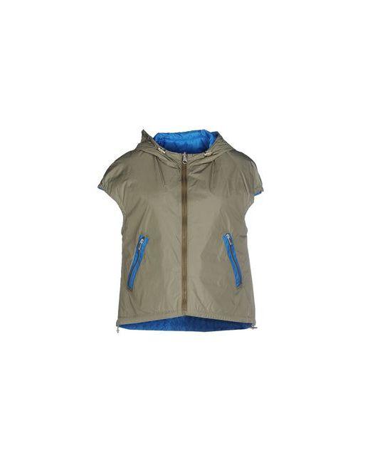 313 Tre Uno Tre | Женская Зелёная Куртка