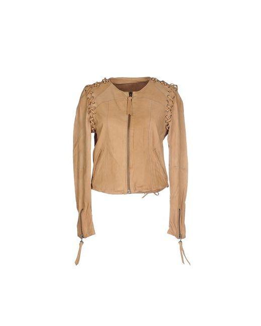 Ash | Женская Бежевая Куртка