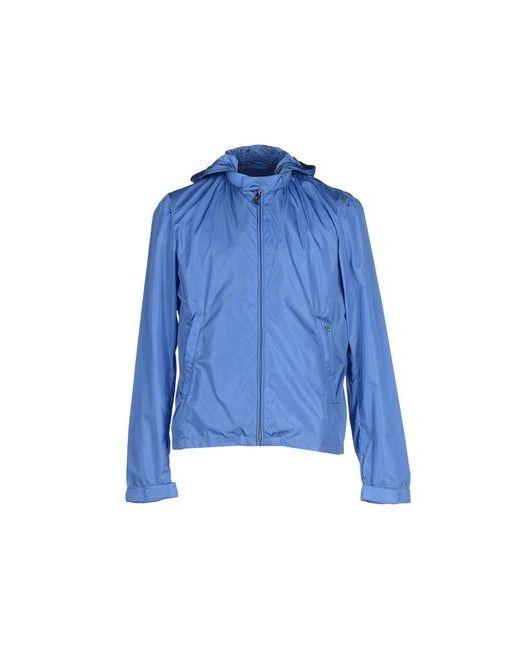 Prada Sport | Женская Синяя Куртка