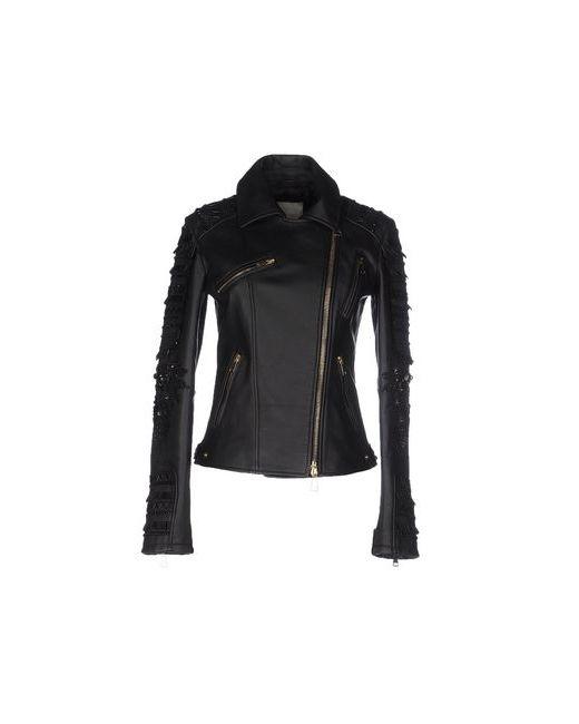 Amen. | Женская Чёрная Куртка