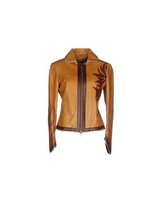 Cristinaeffe   Женская Коричневая Куртка