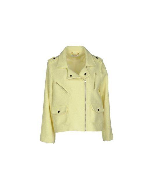 BeaYukMui | Женская Жёлтая Куртка