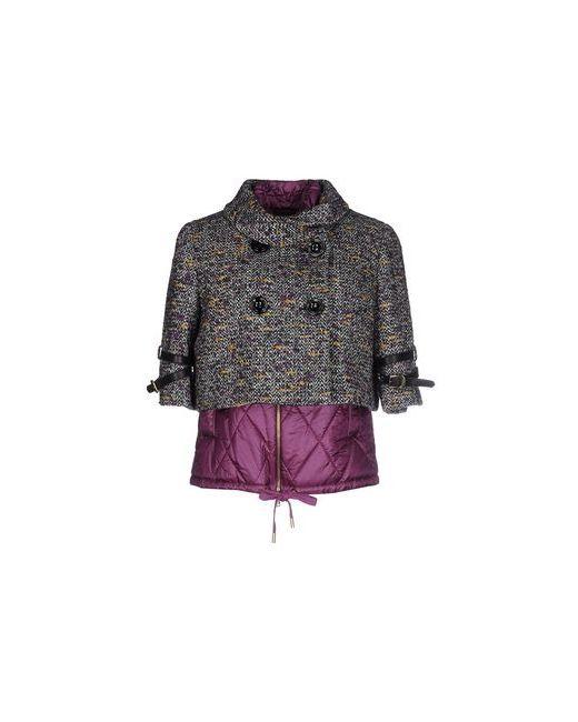 Vdp Sport | Женская Баклажанная Куртка