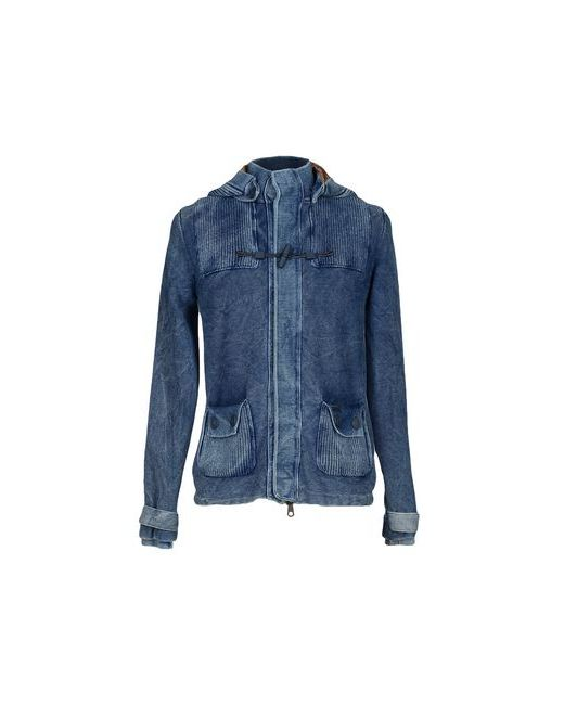 Bark | Женская Синяя Куртка