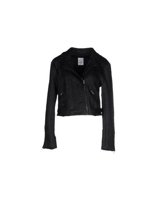 Silvian Heach | Женская Чёрная Куртка