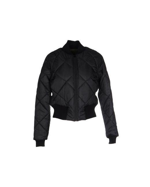 MM6 by Maison Margiela | Женская Чёрная Куртка