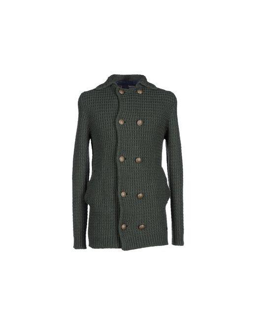 Alessandro Dell'Acqua   Женская Зелёная Куртка